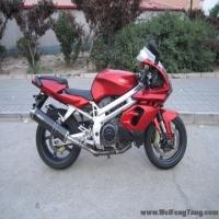 00年 阿普利亚 SL1000 (36000元)