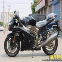 新到10款 全新 铃木GSX1000R K10 黑色 欧版