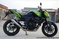 08年 Kawasaki 中级肌肉诱惑 Z750 派头街车