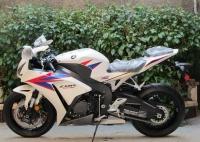 2012款全新白色本田CBR1000RR 20周年紀念版