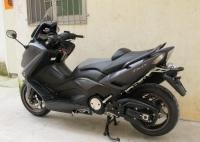 新到2013款 雅马哈TMAX530 磨砂黑 欧版 1200余公里  成色极佳