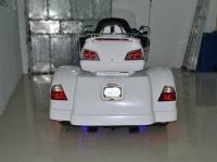 2009款白色本田金翼GL1800 正三轮豪华旅行车