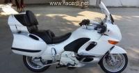 宝马豪华旅行 K1200 LT 白色 难得少有的 成色新