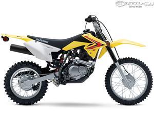 铃木DR-Z125摩托车