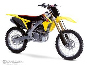 铃木RM-Z250摩托车