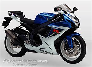 铃木GSX-R600