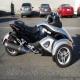 【二手重机】08年整车下货最高配自动波银色庞巴迪三轮摩托中的超级跑车Can-Am Spyder1
