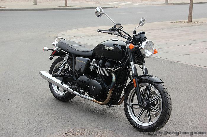 56000元 北京现货  凯旋09年T900 Speedmaster 900图片 3