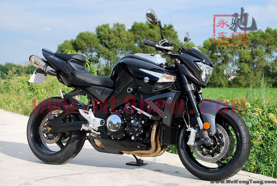 铃木b-king摩托车二手转让