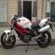 09年 杜卡迪 696 白红小怪兽,非常完整 经典红白0