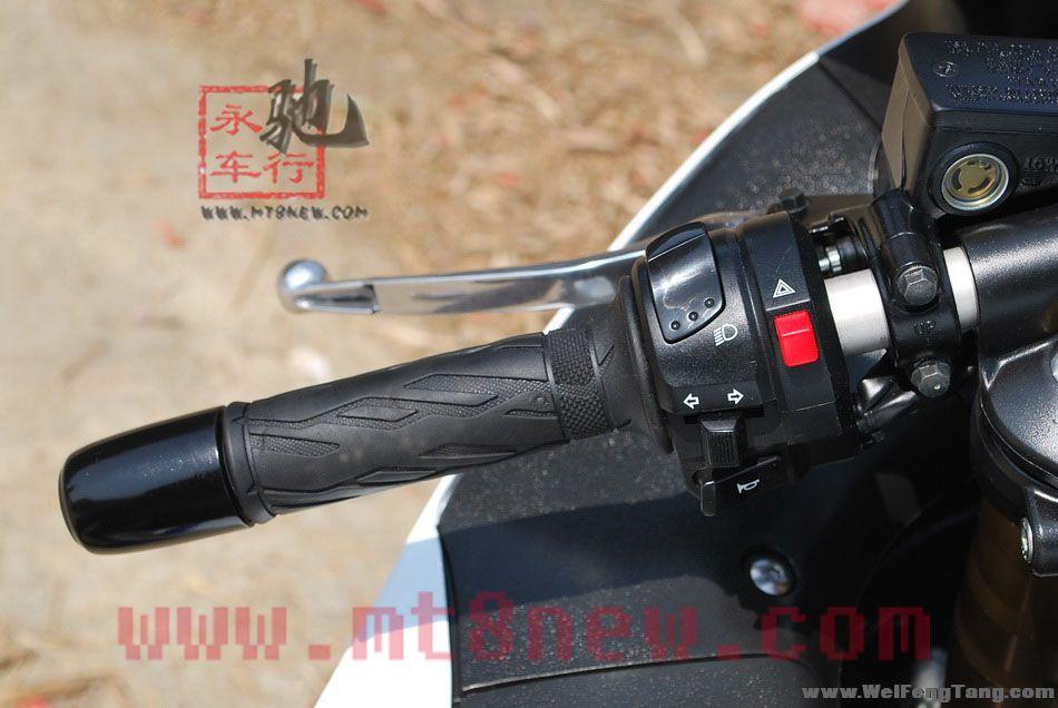 现货销售:2008年铃木GSX1300R K8隼 白色 图片 2