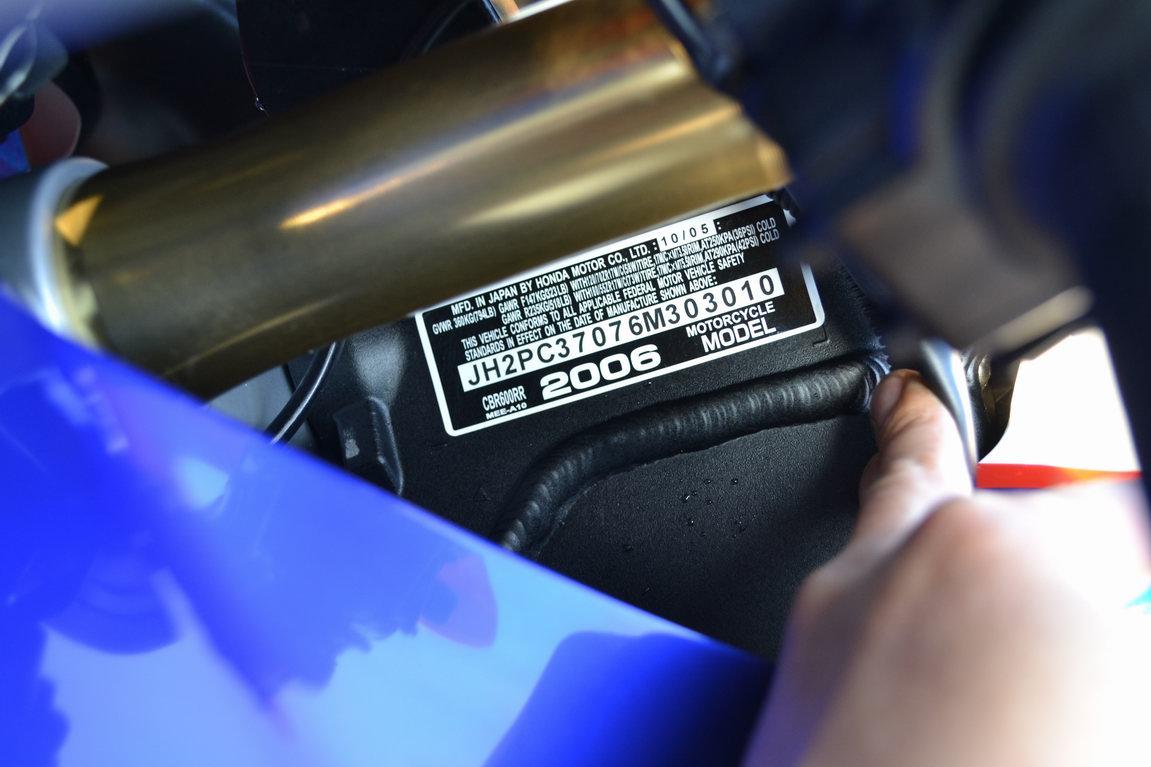 现货销售 06年本田CBR600F5 CBR600RR图片 3