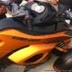 北京现货 2011款全新庞巴迪三轮Can-Am Spyder 纪念版 橘色 黑色1