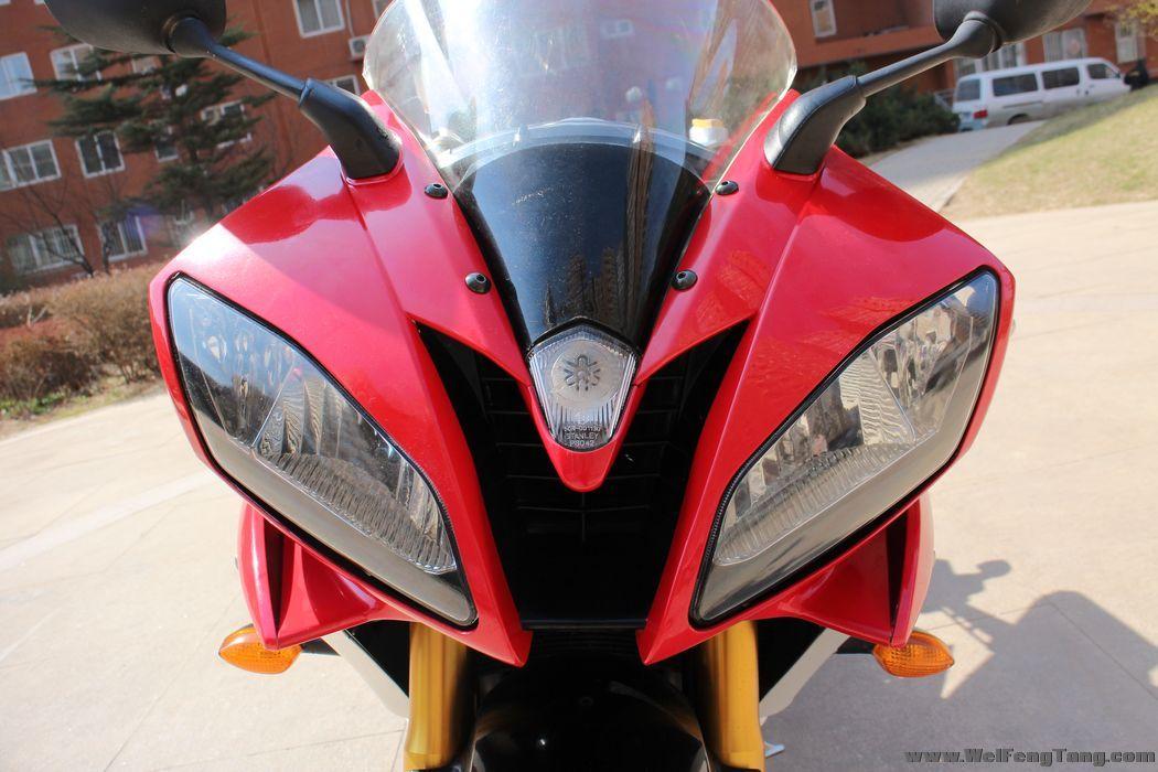 出售2007款雅马哈YZF-R6红白少有的红坐 YZF-R6图片 3