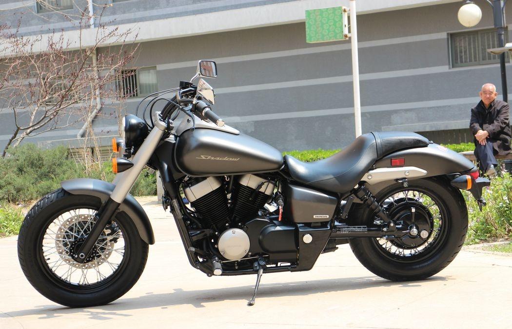【本田shadow 750 Aero摩托车图片】本田摩托车图片大全 机车网
