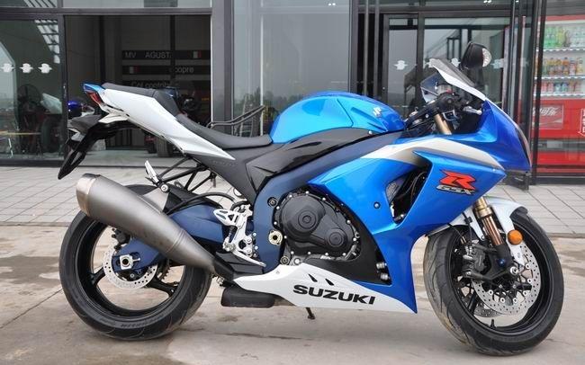 款铃木GSX-R1000摩托车图片2