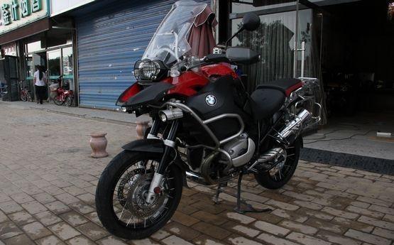 出售黑色宝马GS1200 三万多公里 R1200GS图片 3