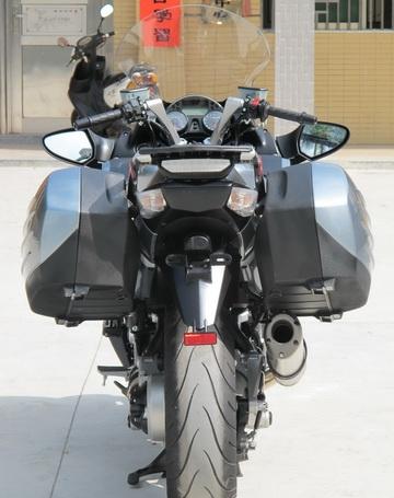 新到2008款川崎 GTR-1400 原板原漆 GTR1400图片 1