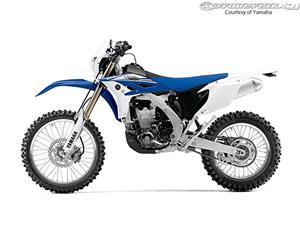 雅马哈WR450F摩托车车型图片视频