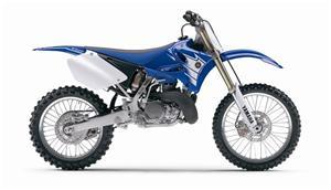 2007款雅马哈YZ250