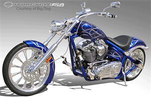 大狗Coyote摩托车