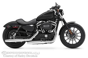 2011款哈雷戴维森Sportster - XL 883N Iron 883