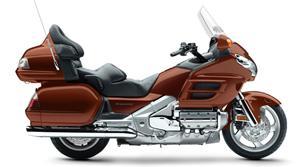 2007款本田Gold Wing 1800摩托车图片