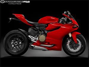 杜卡迪1199 Panigale摩托车