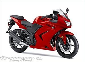 2010款川崎Ninja 250R