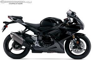 2013款铃木GSX-R750摩托车