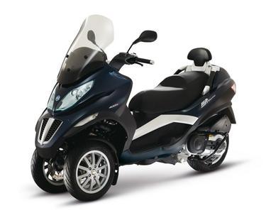 Vespa摩托车