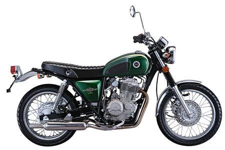 鑫源XY400摩托车车型图片视频