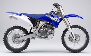 2005款雅马哈YZ250