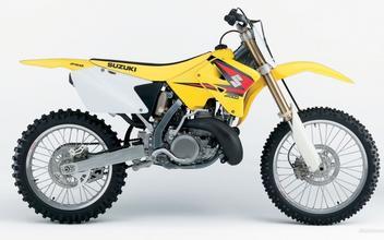2006款铃木RM250