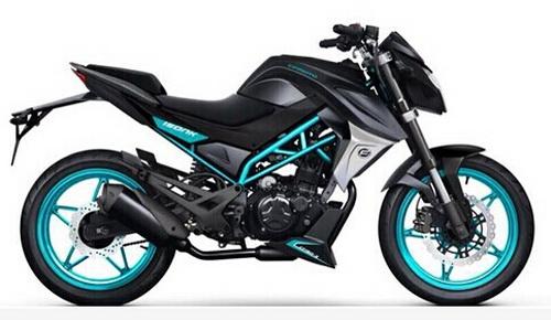 春风150NK摩托车车型图片视频