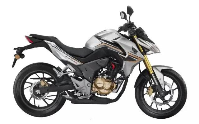 本田CBF190R摩托车