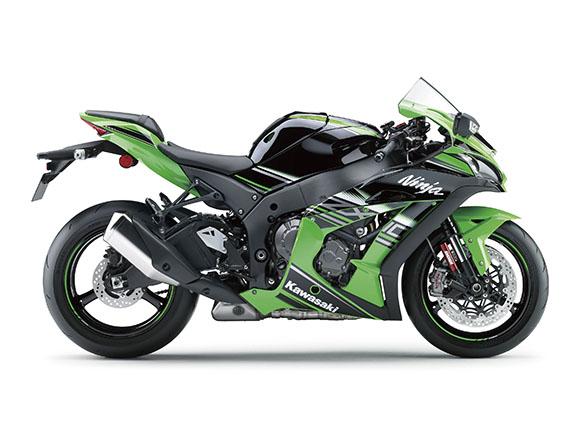 川崎Ninja ZX-10R摩托车