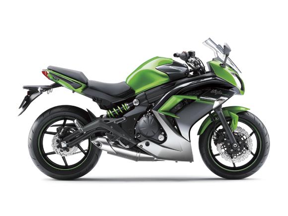川崎Ninja 650摩托车