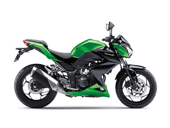川崎Z250摩托车