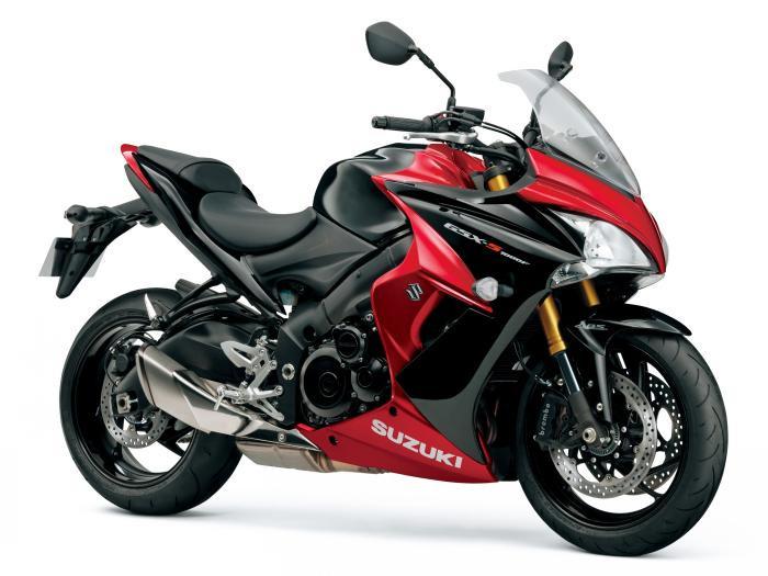 鈴木GSX-S1000F摩托車