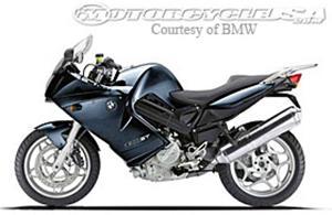 2010款宝马F800ST摩托车