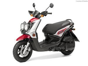 雅马哈Zuma 125摩托车