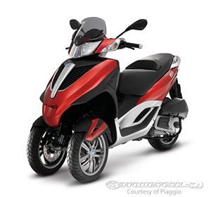 比亚乔MP3 City摩托车