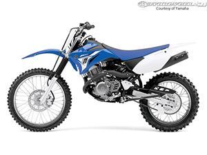 2014款雅马哈TT-R125LE摩托车