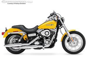 2013款哈雷戴维森Dyna Super Glide Custom - FXDC摩托车