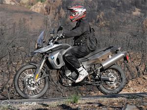 2008款宝马F800GS
