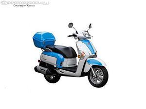 光阳摩托车