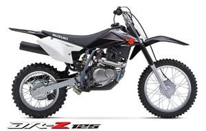 2009款铃木DR-Z125摩托车