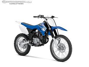 2013款雅马哈TT-R125LE摩托车