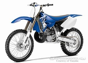 2011款雅马哈YZ250